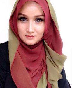 Multi Tone Hijabs