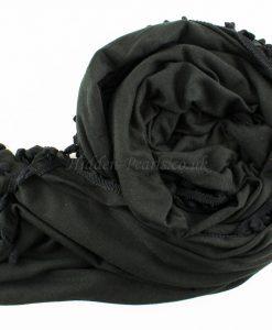 pom pom black