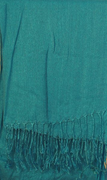 Bondi Blue Shimmer Hijab
