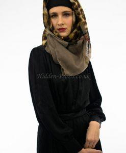 Butterfly Hijab Stone Mix