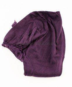 Bonnet purple