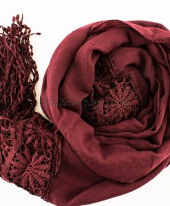 burgundy-lace