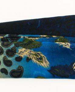 midnight-blue leopard