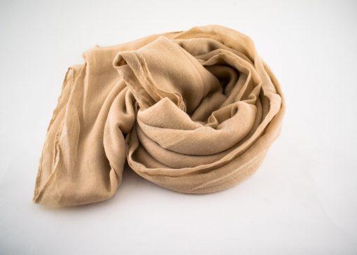 Everyday Plain Hijab Teal Beige