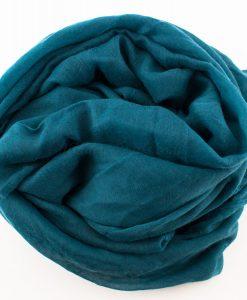Everyday Plain Hijab Teal Blue