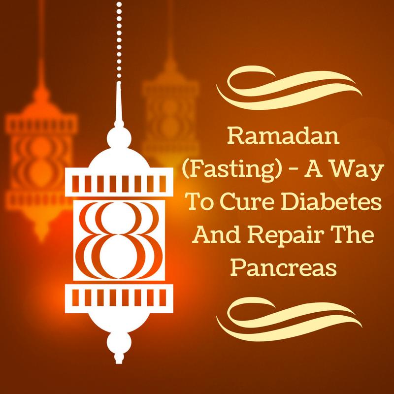 Ramadan fasting a cure