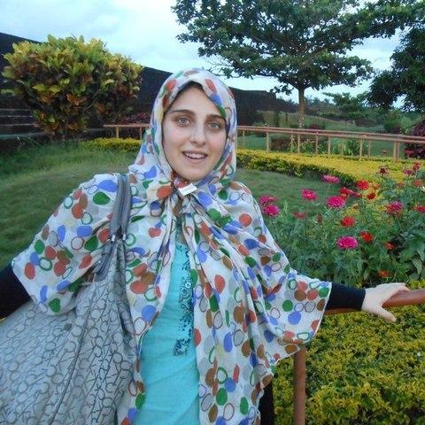 Aysha Muslim Revert