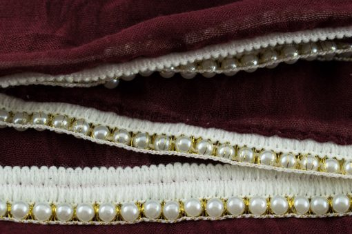 Pearl & Lace Rosewood