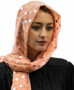 Polka Dot Hijabs
