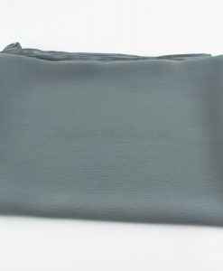 Deluxe chiffon grey 2