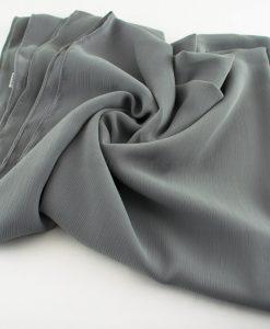 Deluxe chiffon grey 3