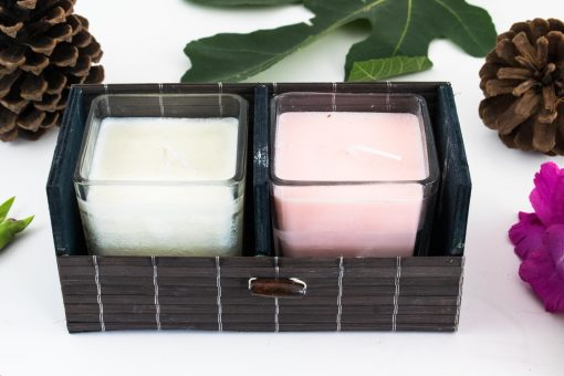 Duo Candle Set - Islamic Presents