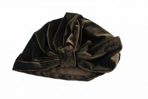 Turban Chocolate brown