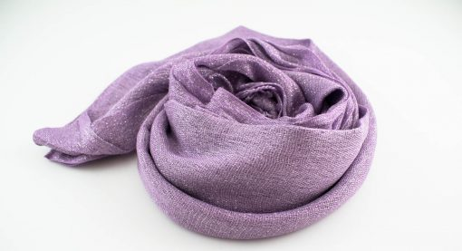 Shimmer Hijab Lilac