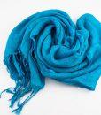 Shimmer Hijab Sky Blue 5