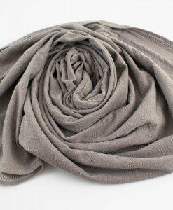 Children Hijab Light Grey
