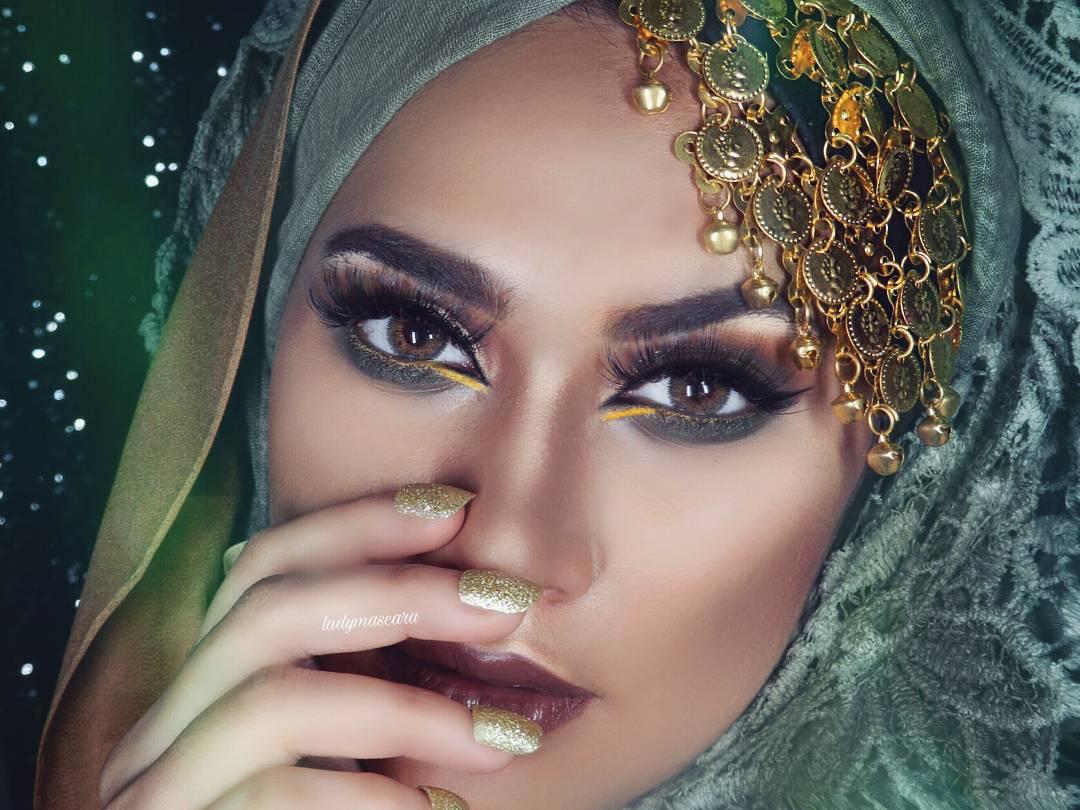 Fazmina make up artist 3