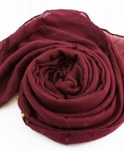 Pearl Globe Hijab Rosewood