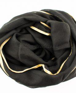black-gold-ribbon