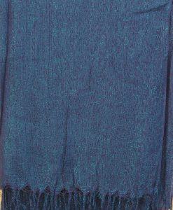 Blue Shimmer Hijab