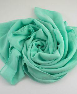 Chiffon Hijab Mint 1