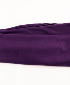 Jersey Plain Purple 4