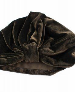 Turban Chocolate brown