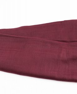 Crochet Lace Hijab Rosewood 2